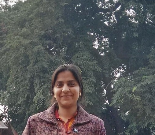 Ms Pooja.