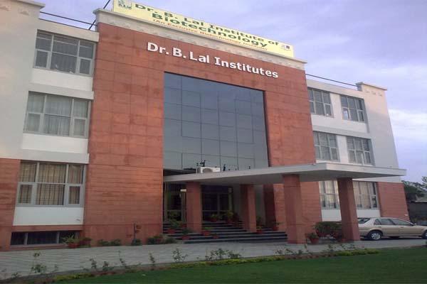 Dr B Lal Jaipur